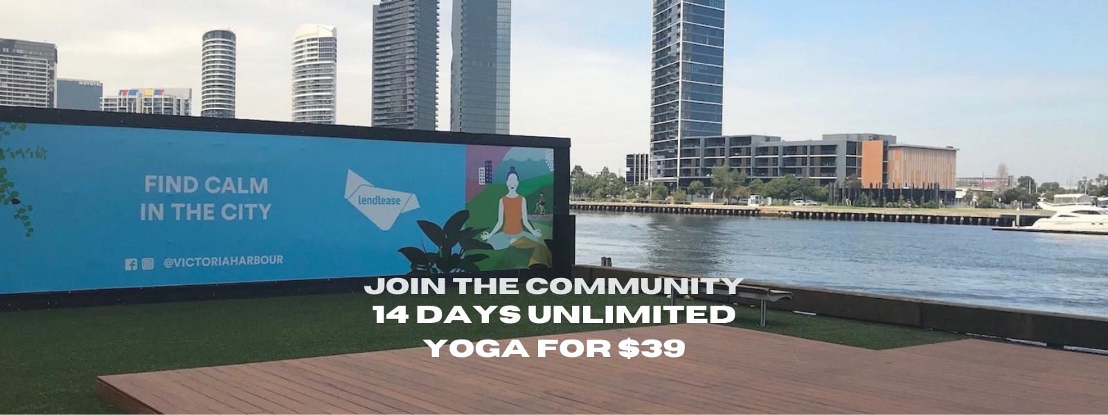 Yoga Studio Docklands